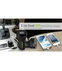 Avantree 2.1A Dual USB Car Charger รุ่น TR202