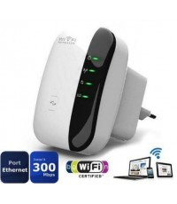 Wireless-N Wifi Repeater 802.11N/G/B Network Router Range Expander Signal Booster