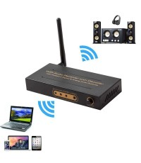 5.1 Channels Wifi Audio Receiver with Decoder AirPlay WiFi Music Box