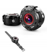 Smart Sport Camera กล้องวิดีโอสำหรับกีฬา แชร์รูปผ่านสมาทโฟน รุ่น DV187