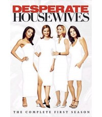 DESPERATE HOUSE WIVES SEASON 1+2+3+4+5 : สมาคมแม่บ้านหัวใจเปลี่ยว [5 SEASON] [35 DVD]