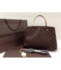 Louis Vuitton 2014 Montaigne MM M41056.Mirror Image 7 Stars