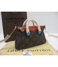 Louis Vuitton Nano Pallas Bag Monogram M61254 Mirror 1:1