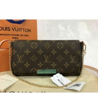 Louis Vuitton favorite PM in Monogram Canvas Mirror 1:1