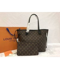 Louis Vuitton Neverfull MM Monogram Canvas Cruise 2017 Collection M41177