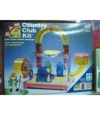 กรงแฮมสเตอร์ - Country Club Kit