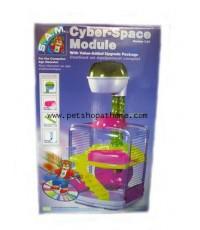 กรงแฮมสเตอร์ - Cyber Space Module 7.01 (out of stock)