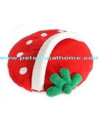 ที่นอน Slipper - Red Strawberry