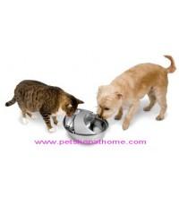 เครื่องให้น้ำระบบน้ำพุ สำหรับสุนัขและแมว - Raindrop