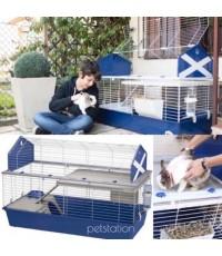 กรงกระต่าย กรงสัตว์เล็ก Rabbit Barn