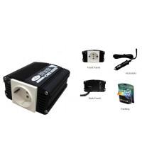 อินเวอร์เตอร์ Modifed Sine Wave USB ขนาด 150W รุ่น PM-A-0150AHU