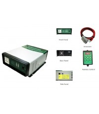Inverter Pure Sine Wave with ATS~H series:PM-0600H