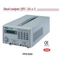 แหล่งจ่ายไฟฟ้ากระแสตรง AC/DC Power Supply ขนาด+35V, 2Amp รุ่น PPS-3520