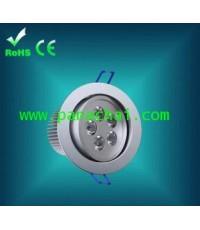 หลอดไฟดาวน์ไลท์แอลอีดี(LED Downlights) รุ่น PET-DL4-5K (5W,10W,15W)