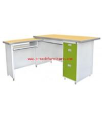 โต๊ะสำนักงานเหล็ก รุ่น DLST-11 (DP)