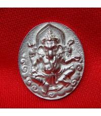 (( มาแล้ว ))เหรียญพระพิฆเนศ กรมศิลปากร เนื้อเงินแท้ ปี 40