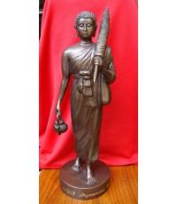 บูชาพระสิวลี ( หลวงพ่อเขียว )ปี52 รุ่นเจริญพรมหาลาภ วัดห้วยเงาะ
