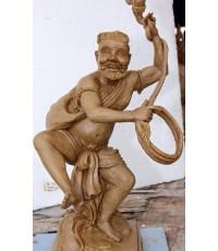 ปิดจอง วัตถุมงคล หน้ากากพรานบุญ รุ่น ครูใหญ่ พ่อท่านตุด จนทวฺโส สำนักสงฆ์หารคอกช้าง