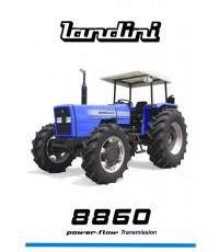Landini รุ่น 8860 (แลนดินี่)