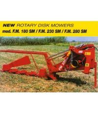 Rotary Disk Mower รุ่น FM180 SM