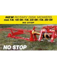 Rotary Disk Mower รุ่น FM180 SM NO STOP