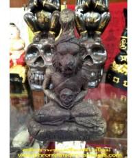 บรมครูปู่เจ้าสมิงพรายขนาดบูชา 4x6นิ้ว  พระอาจารย์เสือลายพยัคฆ์ ปรกฺกโม