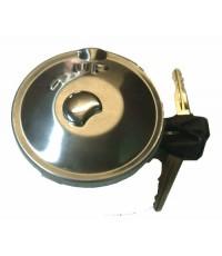 ฝาถังโซล่า+กุญแจ HINO SIGHA (1603013)