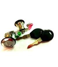 กุญแจประตู NISSAN BIGM / L+R / 1ชุด (0126004)