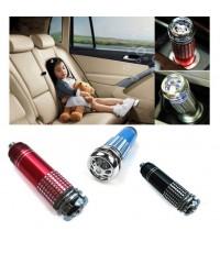 Taishan Air Freshener เครื่องฟอกอากาศขนาดเล็ก ในรถยนต์  Mini Auto Car Fresh Air - สีน้ำเงิน