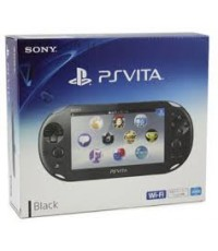 PS Vita 2000 Wifi Black FW 3.60