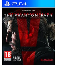 PS4 Metal Gear Solid V : The Phantom Pain Z3 Day One Edition