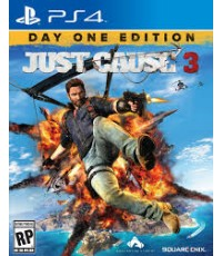 PS4 Just Cause 3 Z3 Eng