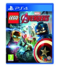 PS4 LEGO Marvel Avengers Z3