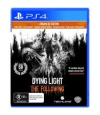 PS4 Dying Light:The Following - Enhanced Edition Z3