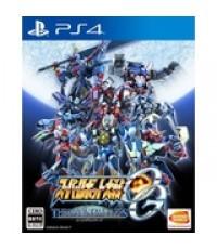 PS4 Super Robot Wars OG: The Moon Dwellers Z2 JP
