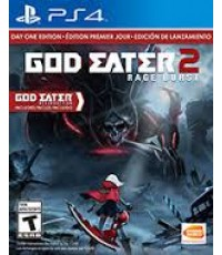 PS4 God Eater 2: Rage Burst Z3 Eng
