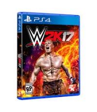 PS4 WWE 2K17 Z3 Eng