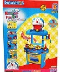 ชุดโต๊ะครัว Doraemon ลิขสิทธิ์แท้ มีไฟมีเสียง