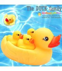 ครอบครัวเป็ดน้อยลอยน้ำ The Duck Family