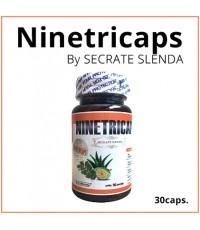 Ninetricaps by SECRATE SLENDA ไนท์ตริแคป 30caps.