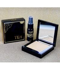 แป้งผสมรอง TER UV Professional Makeup Powder Oil Control SPF20 PA+++ เบอร์ 25