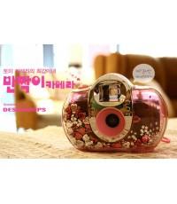 กล้อง Shiny Lomo Pink