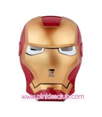 หน้ากาก Iron Man ดวงตาเรืองแสง