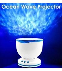 เครื่องสร้างคลื่นทะเล โคมไฟทะเล Daren wave