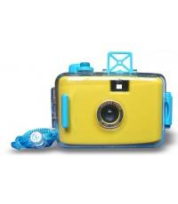 กล้องกันน้ำ สีเหลือง