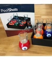 Poolshot เกมส์กินเหล้า ตามโต๊ะสนุ๊ก