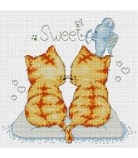 Sweet Cats รหัส 47-A