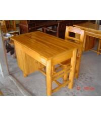 โต๊ะบัญชีไม้สัก