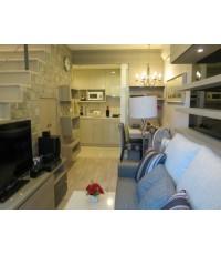 (SALE/RENT+PICS)IDEO MOBI SUKHUMVIT81(ONNUT)Duplex 4-5th/Floor 43 sqm. 1 bed Pool View
