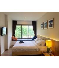 คอนโดบ้านแสนงาม หัวหิน แบบ 2 ห้องนอน